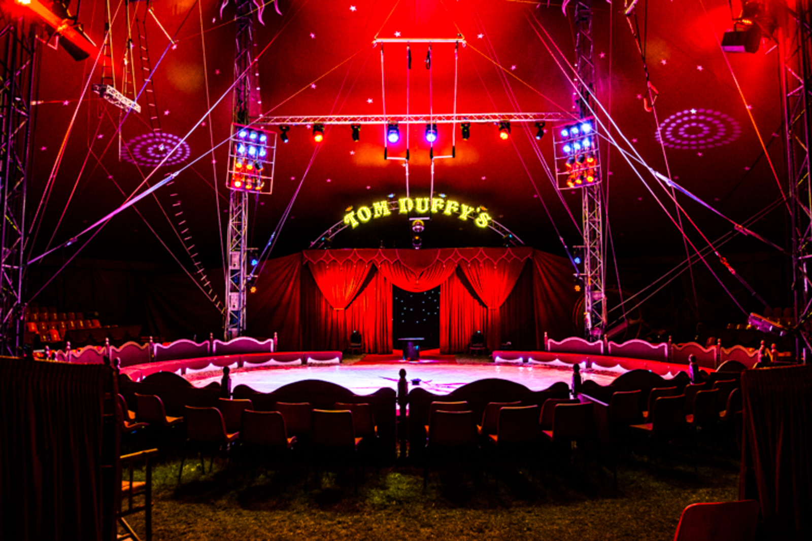 Circus Time: Can The Big Top Survive? | Dublin Inquirer