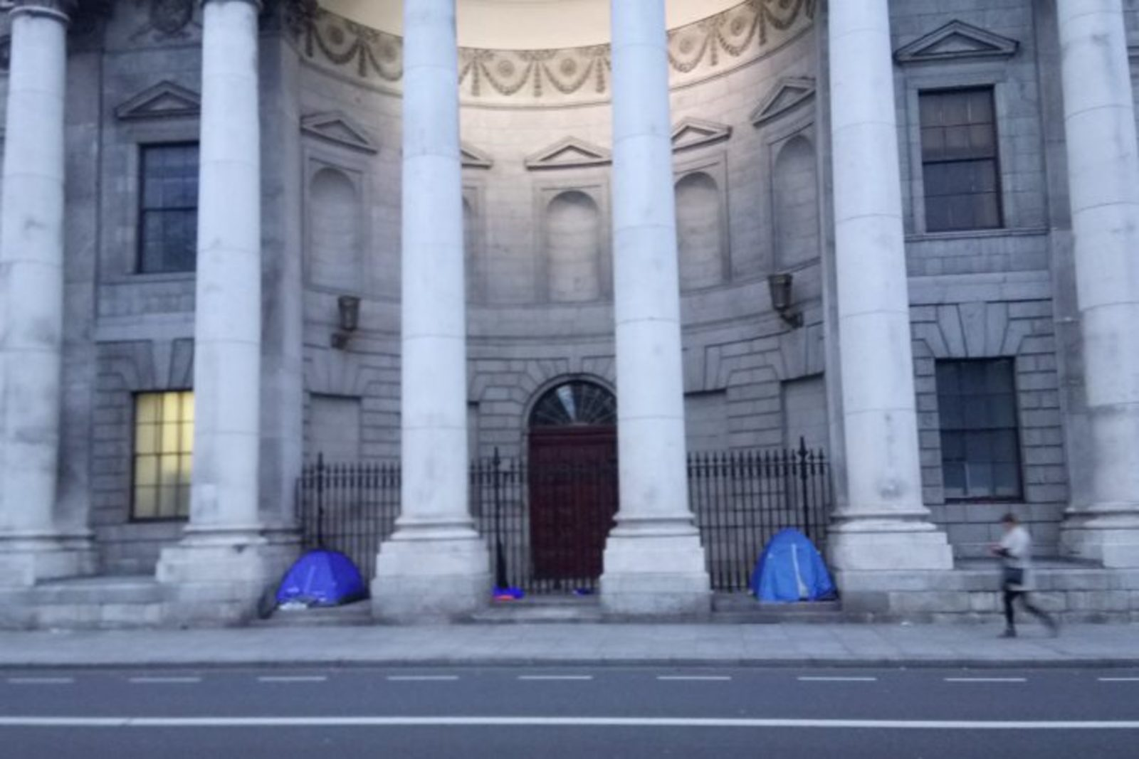 Why Do So Many Homeless Hostels Only Open at Night? | Dublin Inquirer