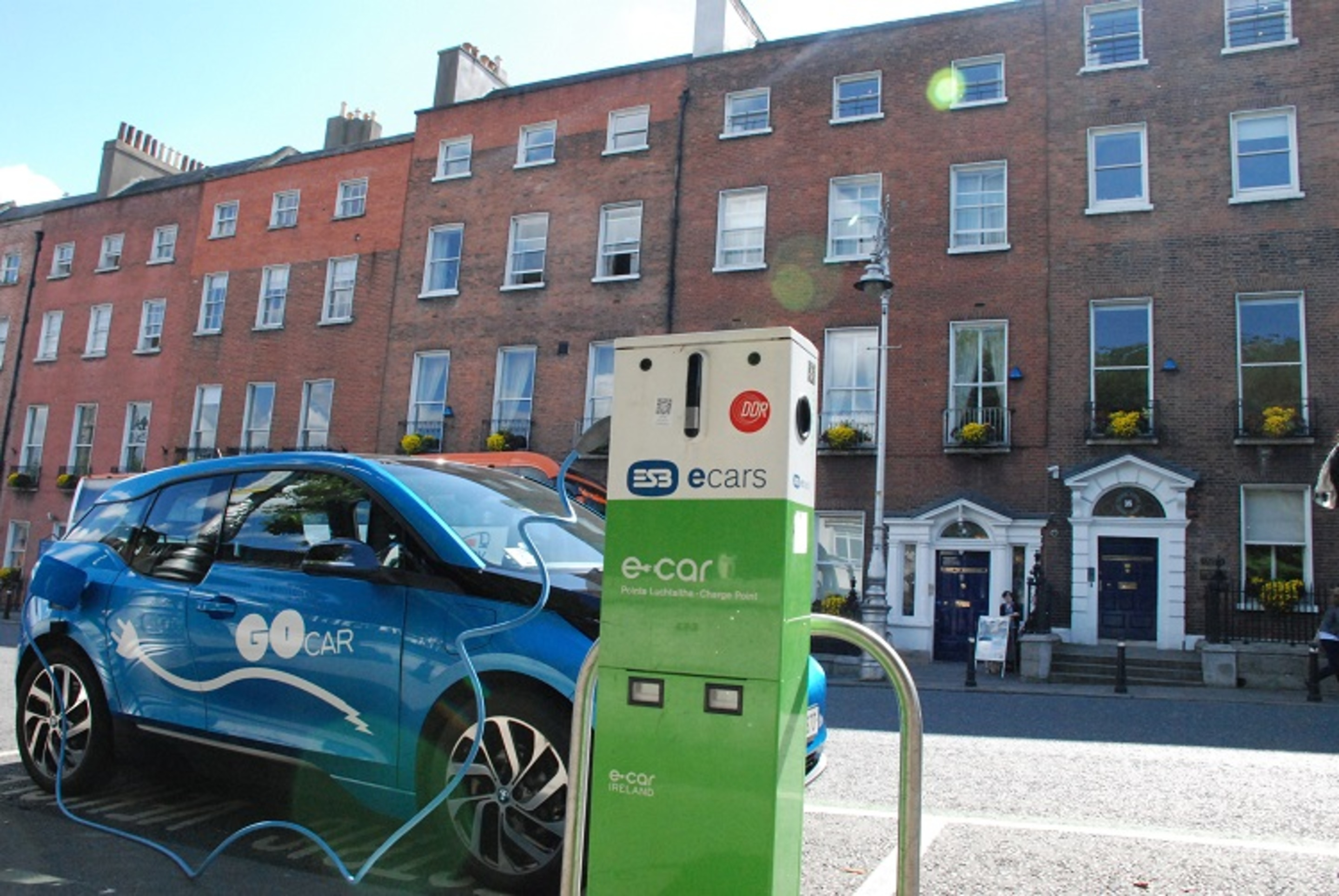 In Parking-Hungry Neighbourhoods, Challenges for | Dublin