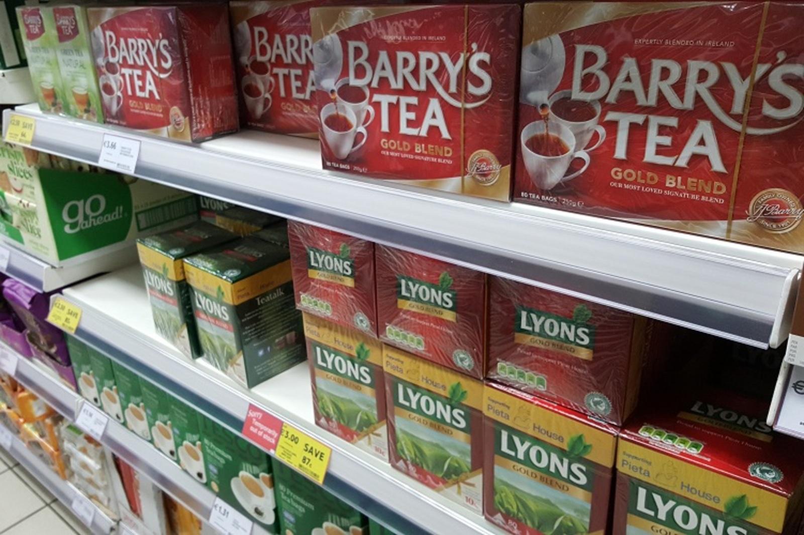 Where Do Barry's Tea and Lyons Get Their Tea From? | Dublin