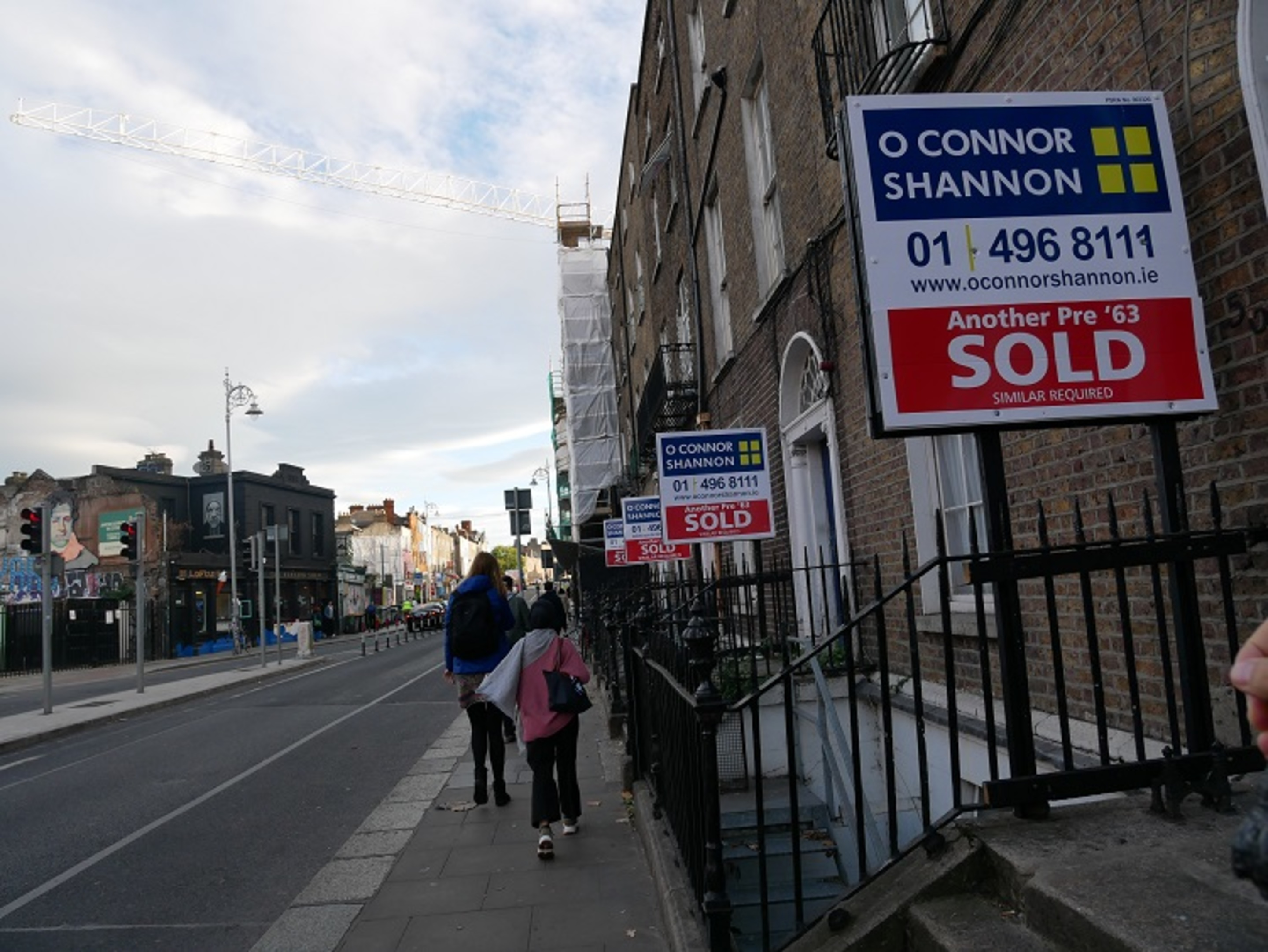 In Rathmines, Grove Park Sees a Flurry of Building | Dublin