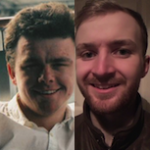 Cathal Kavanagh and Dave Flynn portrait