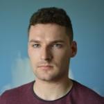 Stephen Bourke portrait